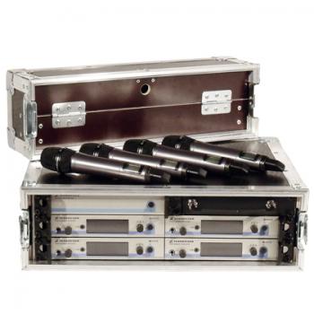 Pack 4 micros Sennheiser 500-935 G3