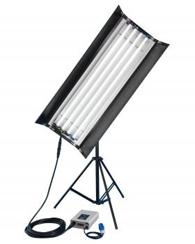 Panneau fluorescent - filmgear flo box 4 bank (Type Kino Flo)