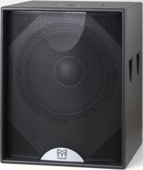 Caisson de basses S18 MARTIN audio(750W AES)