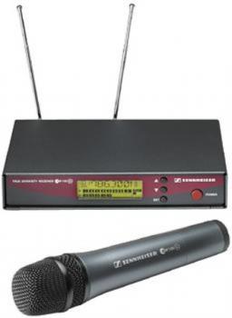 Micro HF Main Sennheiser EW100