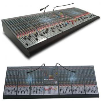 Console analogique 40V Allen&Heath GL2800 (38 mono -2 ST -10 AUX)
