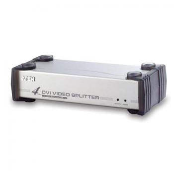 Distributeur DVI-I 1 entrée pour 4 sorties