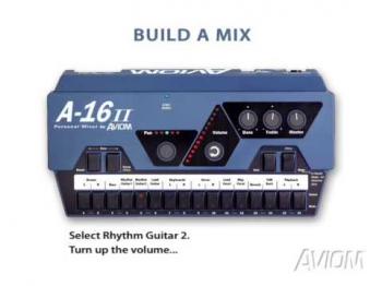 Mixette AVIOM A 16