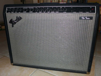COMBO AMPLI GUITARE FENDER THE TWIN