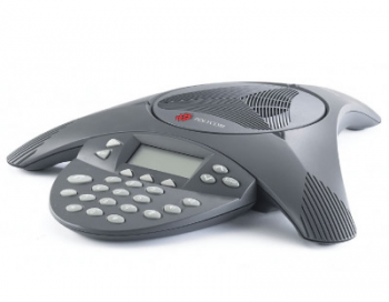 Système audioconférence Polycom (Araignée) VoiceStation 300 ou SoundStation 2ne