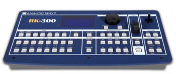 Pupitre de contrôle AnalogWay RK-300 pour mélangeurs et switcher Analogway