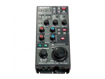 Contôleur distant pour caméra Sony PMW-EX3 - SONY RM-B150