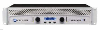 Amplificateur CROWN XTI 2000 2x475W + PS10 TD