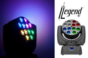 Chauvet Legend 412 RGBW
