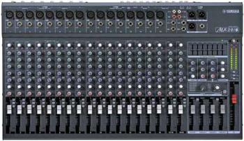 Console analogique 20V Yamaha MX 20/6 (16 mono - 2 ST - 3 AUX)