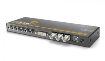 Convertisseur SDI vers HDMI ou DVI + Audio - HDlink pro BlackMagic DVI Digital