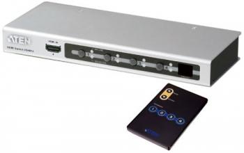 Sélecteur HDMI 4 entrées pour 1 sortie
